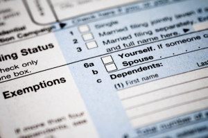 Common Tax Exemptions