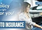 Pre-Interview Your Auto Insurance Provider